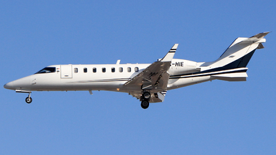 A picture of XCHIE - Learjet 45 - [45026] - © Luis Miguel Martinez