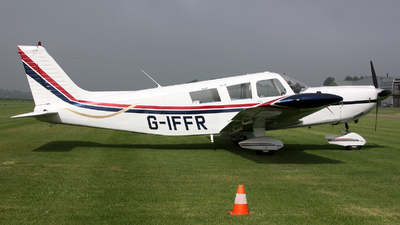 G-IFFR - Piper PA-32-300 Cherokee Six - Private
