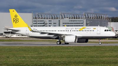 D-AVVB - Airbus A320-251N - Royal Brunei Airlines