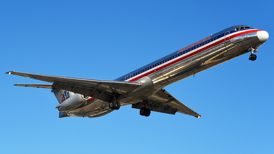 N967TW - McDonnell Douglas MD-83 - American Airlines