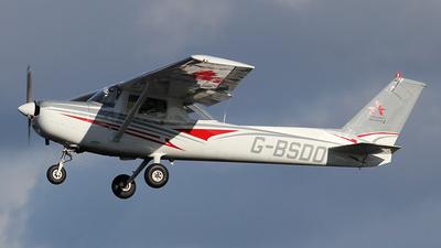 G-BSDO - Cessna 152 - ACS Flight Training