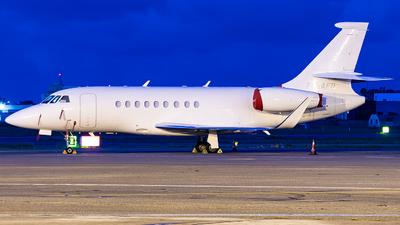 237 - Dassault Falcon 2000LX - France - Air Force