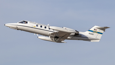 84-0087 - Gates Learjet C-21A - United States - US Air Force (USAF)