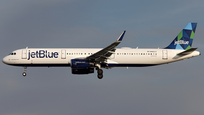N969JT - Airbus A321-231 - jetBlue Airways