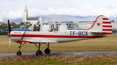 TF-BCX - Yakovlev Yak-52 - Untitled