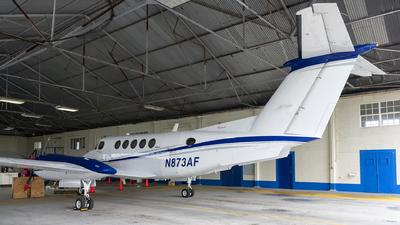 N873AF - Beechcraft B200 Super King Air - Private