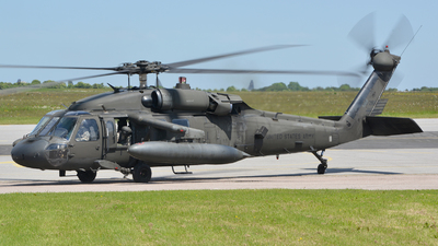 89-26165 - Sikorsky UH-60A Blackhawk - United States - US Army