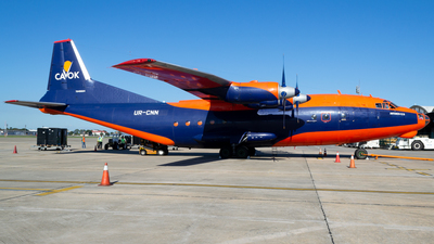 UR-CNN - Antonov An-12BK - Cavok Air