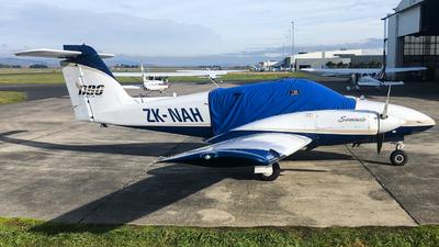 ZK-NAH - Piper PA-44-180 Seminole - Nelson Aviation College