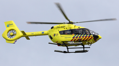 PH-OOP - Airbus Helicopters H145 - ANWB Medical Air Assistance
