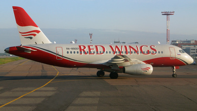 RA-89001 - Sukhoi Superjet 100-95B - Red Wings