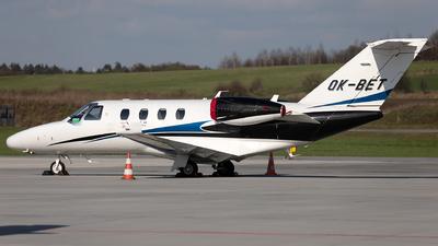 OK-BET - Cessna 525 CitationJet M2 - Queen Air