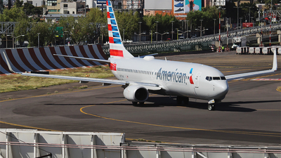 A picture of N979AN - Boeing 737823 - American Airlines - © Alejandro Aceves
