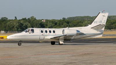 A picture of SEDLZ - Cessna 500 Citation 1 -  - © Levente Kalmár