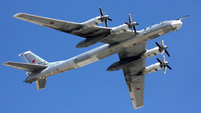RF-94130 - Tupolev Tu-95 Bear - Russia - Air Force