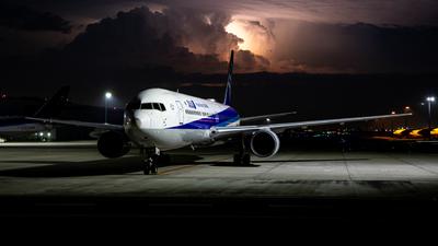 JA607A - Boeing 767-381(ER) - All Nippon Airways (ANA)