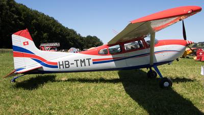 A picture of HBTMT - Cessna A185F Skywagon - [18504190] - © Alexandre Fazan