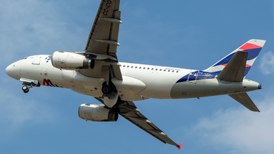 CC-COY - Airbus A319-132 - LATAM Airlines