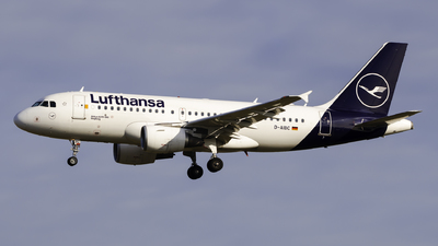 A picture of DAIBC - Airbus A319112 - Lufthansa - © Theo Möhle