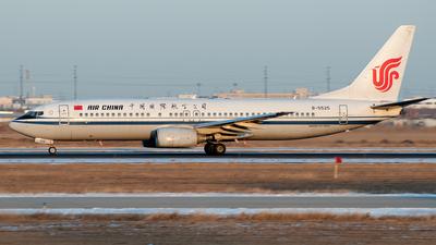 B-5525 - Boeing 737-86N - Air China