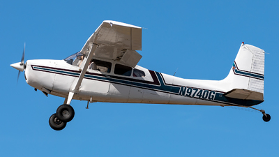 N9740G - Cessna 180H Skywagon - Private