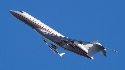 9H-VJH - Bombardier BD-700-1A10 Global 6000 - VistaJet
