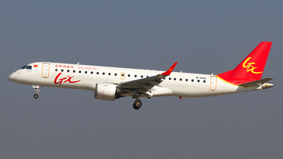 B-3159 - Embraer 190-100LR - GX Airlines
