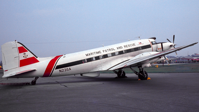N23SA - Douglas DC-3 Conroy Tri Turbo Three - Maritime Patrol and Rescue