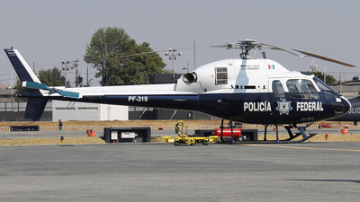 PF-319 - Eurocopter AS 355N Ecureuil 2 - Mexico - Police