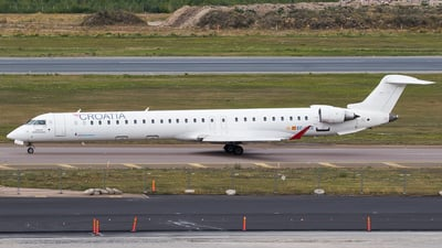 EC-MLC - Bombardier CRJ-1000 - Croatia Airlines (Air Nostrum)