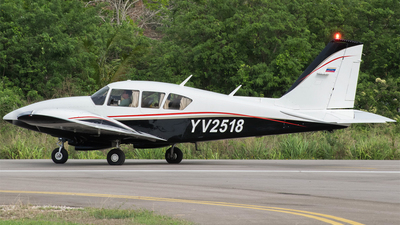 YV2518 - Piper PA-23-250 Aztec - Private