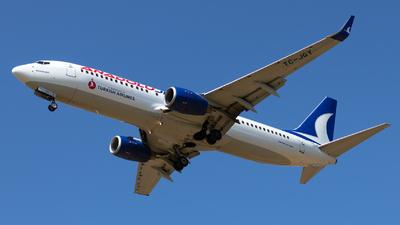 TC-JGY - Boeing 737-8F2 - AnadoluJet