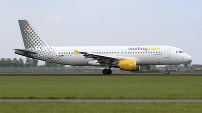 EC-LOC - Airbus A320-214 - Vueling Airlines