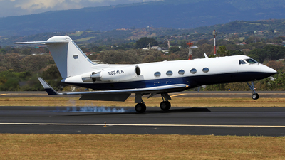 N234LR - Gulfstream G-III - Private