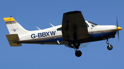 G-BBXW - Piper PA-28-151 Cherokee Warrior - Bristol Aero Club