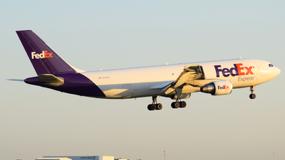 A picture of N729FD - Airbus A300B4622R(F) - FedEx - © Davin Amy