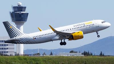 EC-NAX - Airbus A320-271N - Vueling