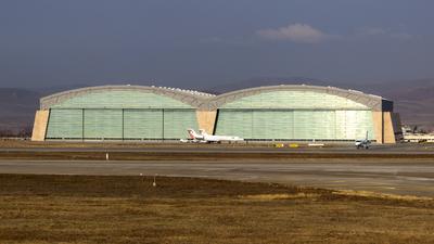 LTAC - Airport - Hangar