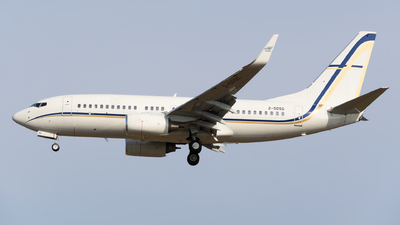 2-SGSG - Boeing 737-7H6(BBJ) - GainJet Aviation