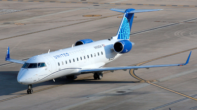 N432SW - Bombardier CRJ-200ER - United Express (SkyWest Airlines)