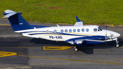 PS-KNG - Beechcraft B300 King Air 350i - Private