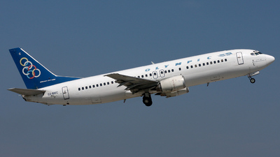 SX-BMC - Boeing 737-42J - Olympic Airlines