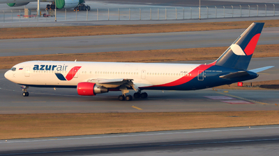 A picture of VPBUV - Boeing 7673Q8(ER) - [24745] - © Thomasng