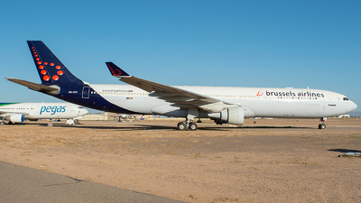 A picture of OOSFV - Airbus A330322 - [0095] - © Ricardo de Vries