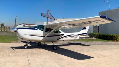 CC-AOT - Cessna TR182 Turbo Skylane RG - Private