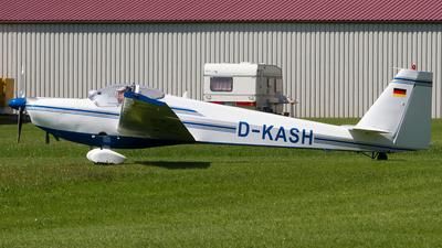 A picture of DKASH - Scheibe SF25C Falke - [44411] - © Andreas van den Berg