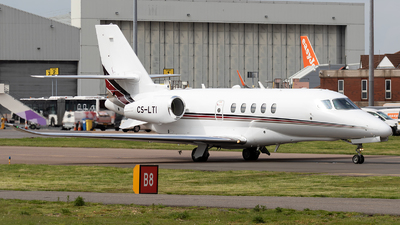 CS-LTI - Cessna Citation Latitude - NetJets Europe