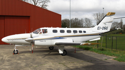 EI-DMG - Cessna 441 Conquest II - Private