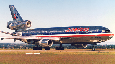 N138AA - McDonnell Douglas DC-10-30 - American Airlines