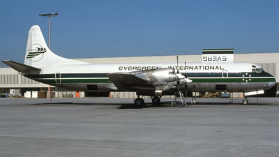 N5536 - Lockheed L-188A(F) Electra - Evergreen International Airlines